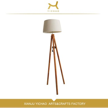 Anese Modern Floor Lamp Contemporary Style Design Standing Tripod Lamps