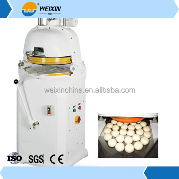 2017 Bakery Equipment Pizza Bread Dough Divider Rounder Machine