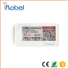 high quality bluetooth communication electronic shelf label