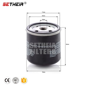 Fuel filter for diesel engine truck OE 500023452/7984430