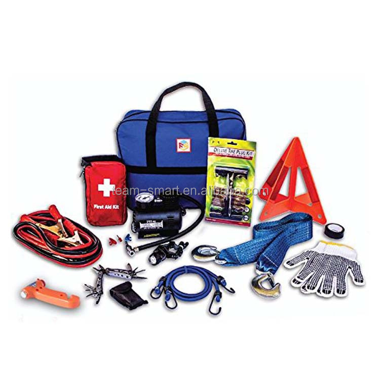 Hot sell vehicle tools car emergency tools kit