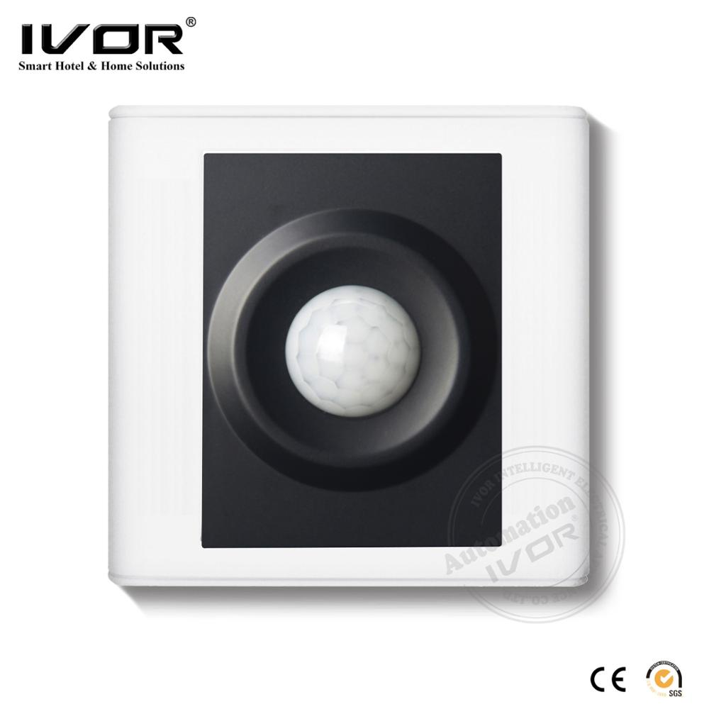 Sensor Switch Pir Light Motion Double Pole Infrared Switches