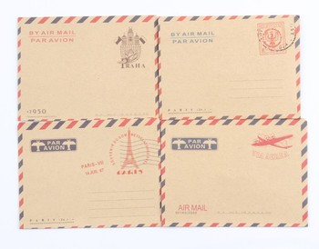 mini envelope postcard letter stationary storage paper envelopes