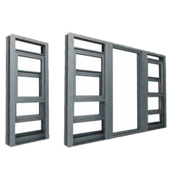 2018 best sale aluminum profile aluminum sliding door for bathroom