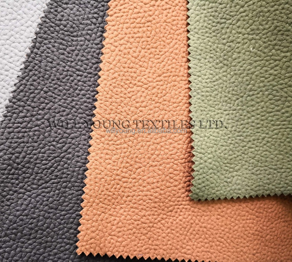 - New Fashion Polyester Suede Fake Leather Sofa Fabric - Buy
