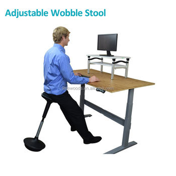 Superieur Height Adjustable Ergonomic Active Sitting Office Stool Chair
