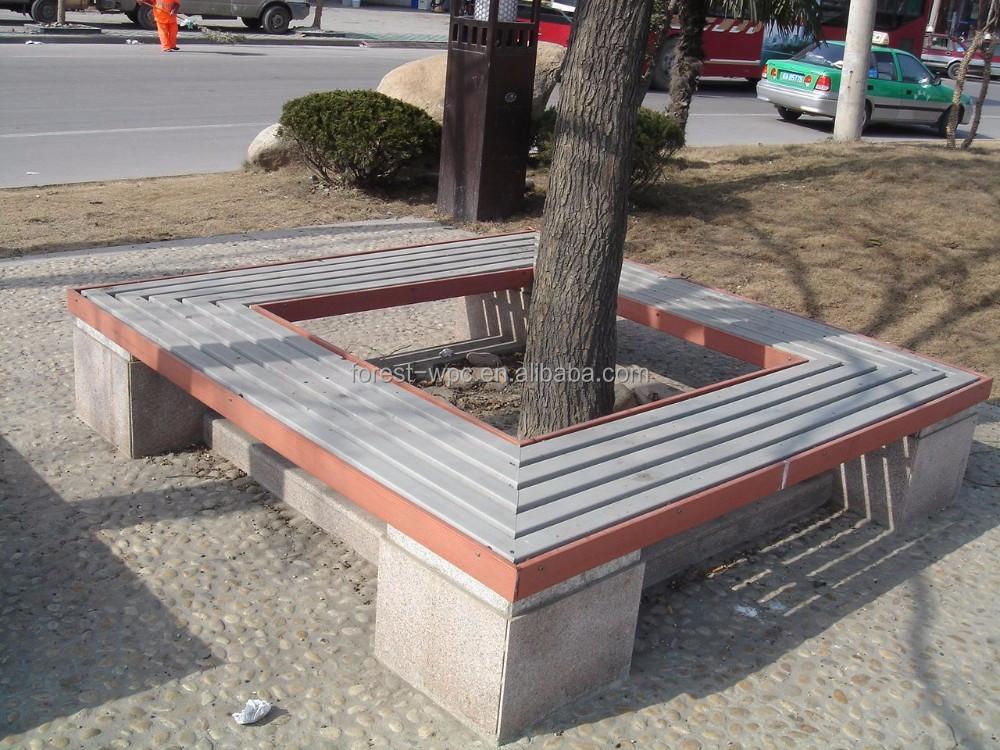 Panchine Da Giardino Usate : Wpc panchina da esterni usato in legno composito di plastica park