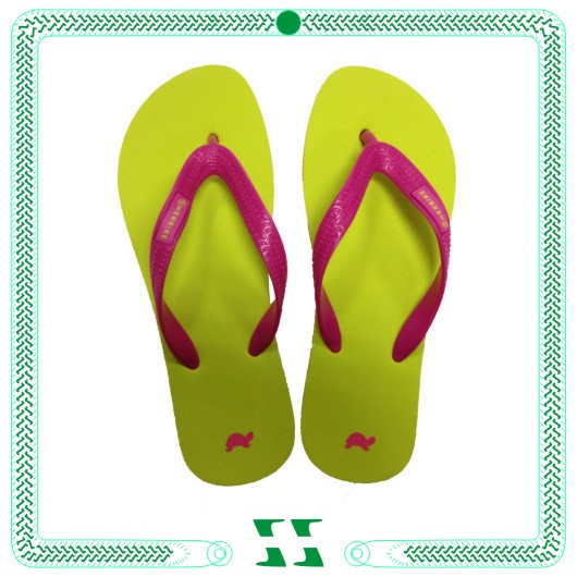 Heat Transfer Imprint Eva Slipper