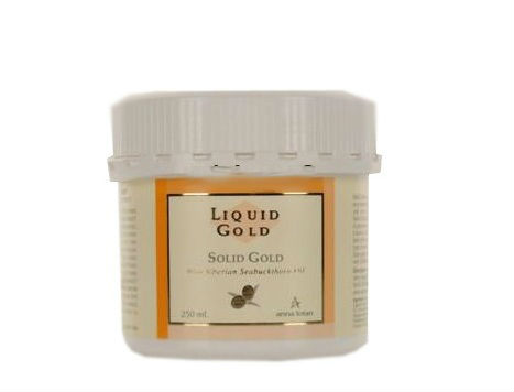Anna Lotan Liquid Gold Solid Gold For Dry Skin Medical Cosmetic Reduces Wrinkles