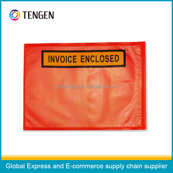 Plastic Enclosed Express Custom Mailing Bags Ng List Envelope