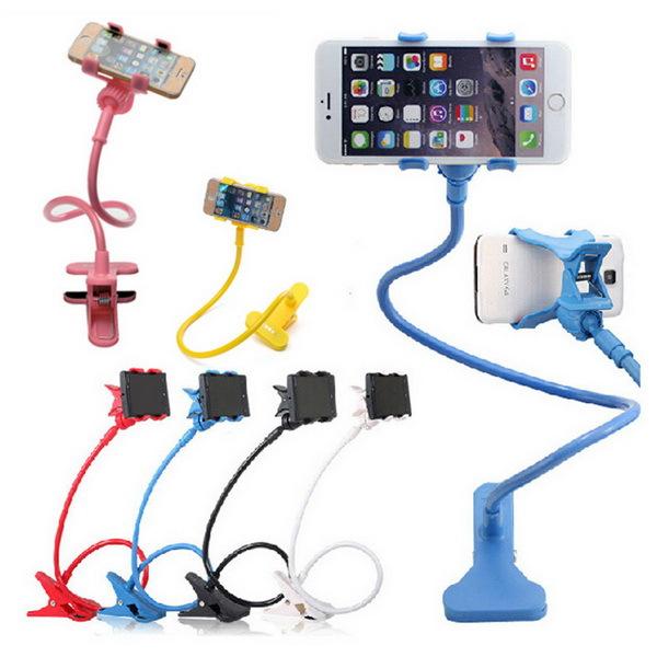 Universal Flexible Holder Car Bed Desk Lazy Bracket Mobile Phone Stand Holder