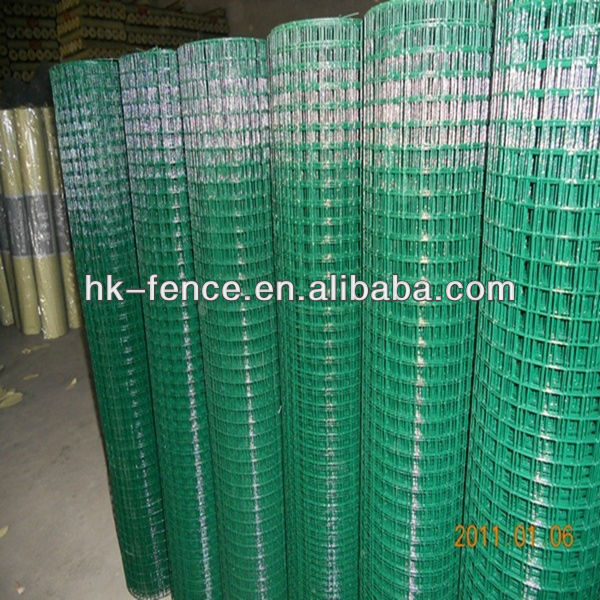 Pvc Coated Welded Wire Mesh 20mmx20mm 1mx25m Fox Protection,Cat And ...