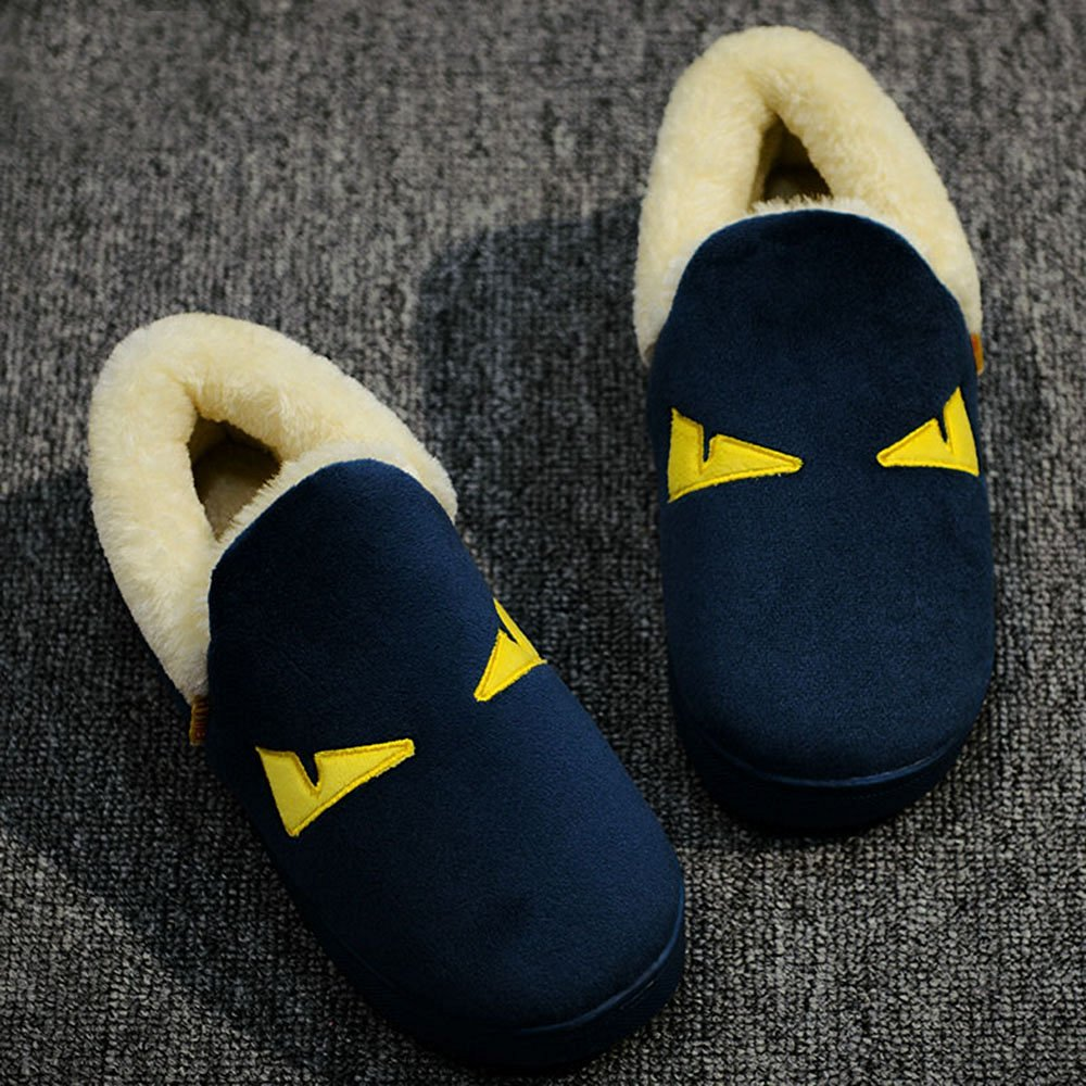 f8d08f7724d Get Quotations · Fruit Loved Autumn Winter Anti Slip Warm Ankle Slippers