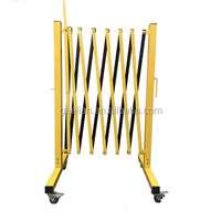 Fixed Foot Pedestrian Crown Control Barriers/ Parckon construction sites barricade and road works barrier