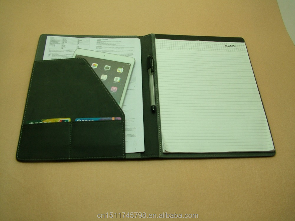 leather resume folder leather resume folder suppliers and manufacturers at alibabacom - Resume Folder