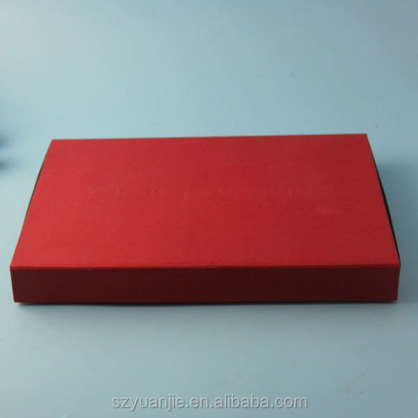customized EVA packaging High-grade red wine box