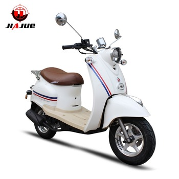 eec approved 50cc retro scooter gas scooter buy 50cc. Black Bedroom Furniture Sets. Home Design Ideas
