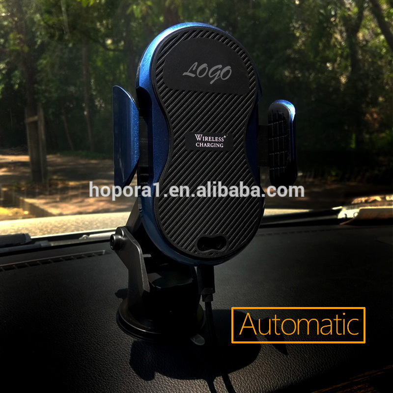 Mobile Phones Accessories Automatic Induction Phone Holder For Iphone
