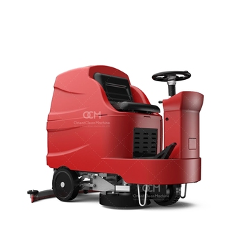 V8  Best Scrubber Dryer Machine For All Kinds Of Floor Surface Cleaning