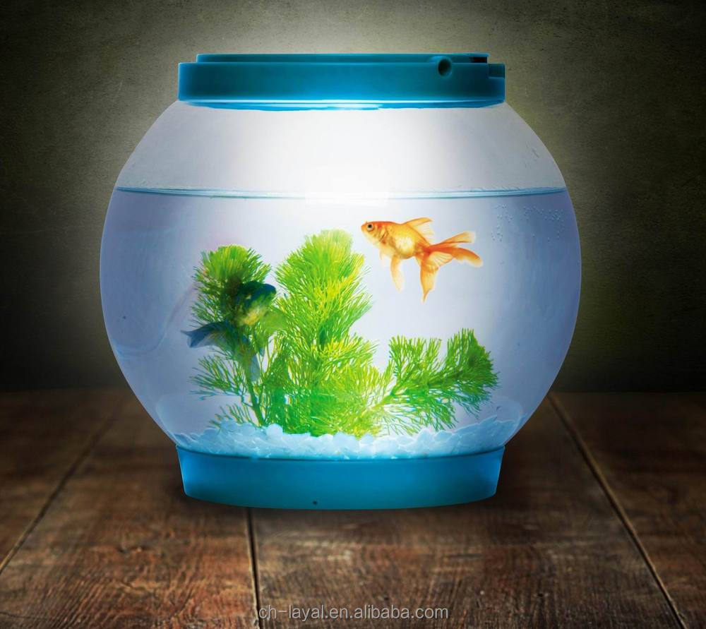 Freshwater fish bowl - Small Pet Glass Fish Bowl Be Suit For Freshwater And Saltwater