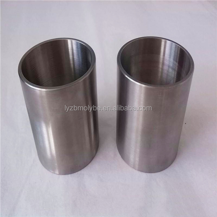99.95% Purity Good Quality Tungsten Pipe Exhaust Heat Pipe Vacuum Tube Price