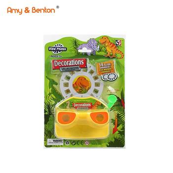 Made In China 100% Non-toxic Dinosaur View Finder Toy