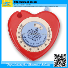 Men and women weighing waist tape reflected bmi measuring tape & bmi tape measure