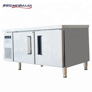 R134A Counter Ge Chest Freezer Refrigerator Table Chiller Equipment