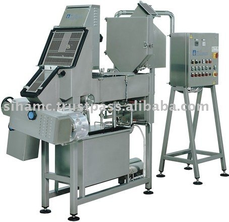 Cooker-Stretcher and Moulder for Dairy Milk Processing Equipment