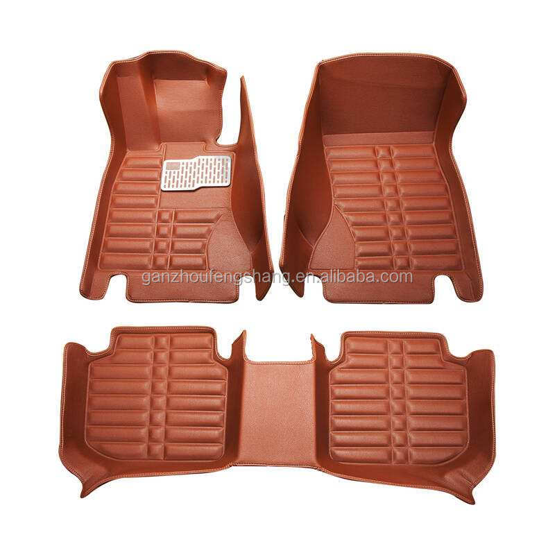 Auto Accessori Per Auto Set Completo Posizione Specifica Eco-Friendly Materiale 5D Tappetino Auto
