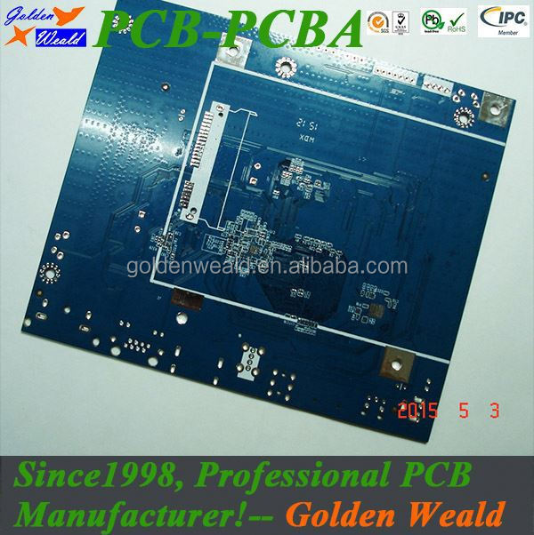Best Quality circuit pcb pcb board for access control system with tcp/ip
