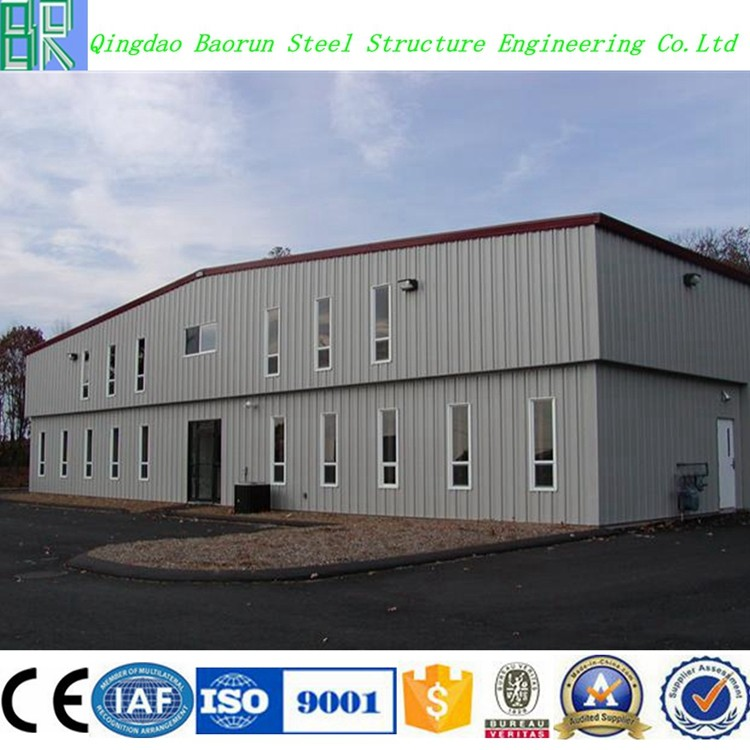 Low Price Prefab Steel Structure Layout