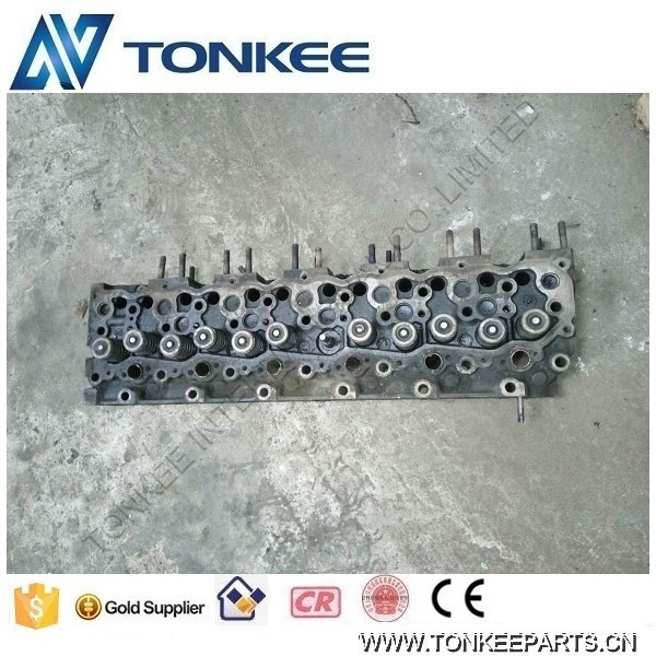 Original used H07CT Cylinder head H07CT Engine cylinder head for HINO