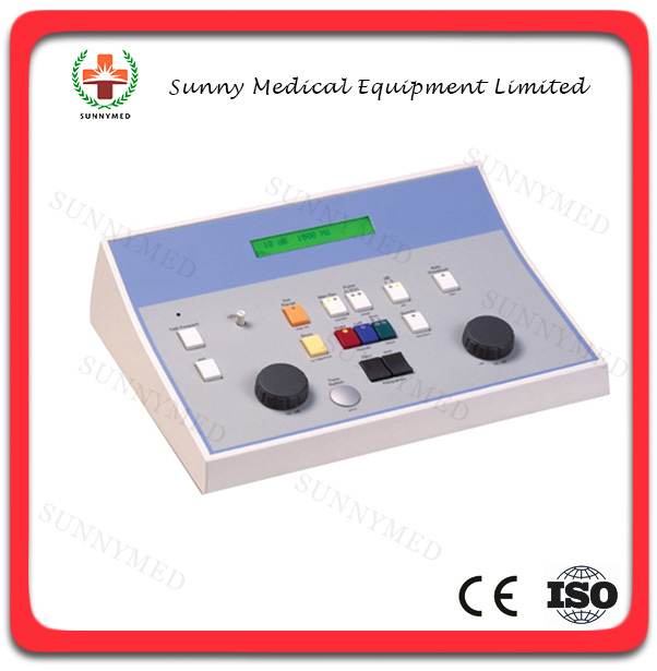 SY-G056 low price medical portable audiometer