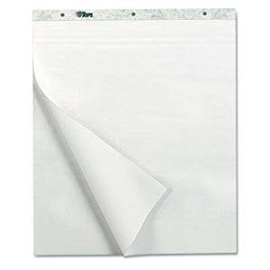 Brand New Tops Notesplus Easel Pad Unruled 25 X 30 White 2 30-Sheet Pads/Pack