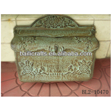 Best price superior quality american cast iron mailbox