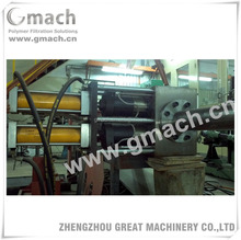 Extrusion Screen Changer for Chemical Fiber Production Machine