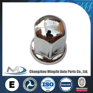 Truck Spare Parts Chromed Wheel Nut cap for Freightliner Truck