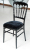 wedding/party French style resin PP napoleon chair dining chair/church chair