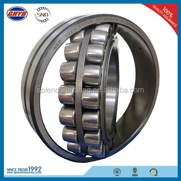 Rollers for Sliding Doors Roller Bearing 23126 cc/w33 Spherical Roller Bearing Made in China