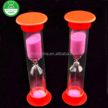 mini sand timer 2 minutes petite hourglass for kids buy mini sand