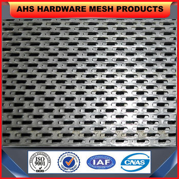2014 Various Types Of Patterns Perforated Metal/ellipse Hole Perforated  Sheet Materials Stocked(iso9001:2008 Certified) - Buy Ellipse Hole  Perforated
