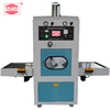 Lady cosmetic high quality makeup silicone powder puff welding and cutting machine