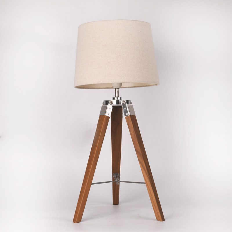 Modern design energy saving e27 3 legs tripod living room hotel bedroom led desk table lamp