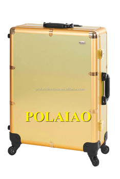 Professional Makeup Suitcase With Led Lights With Mirror Makeup