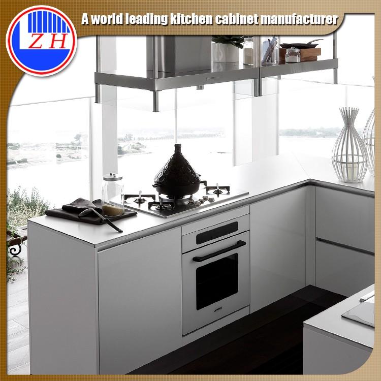 Modern Style High Gloss Durable Modular Kitchen Cabinet