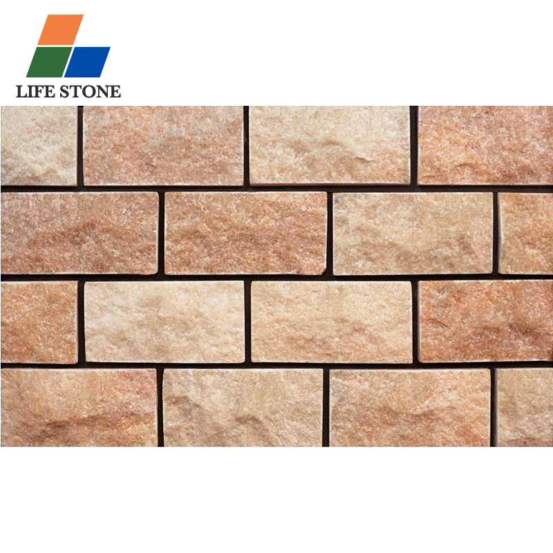 Factory wholesale exterior wall natural stone cladding tiles