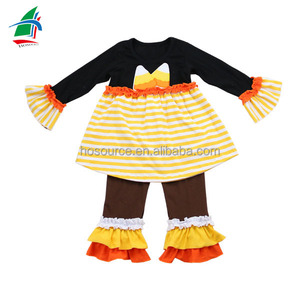 Clothing Set Children Wholesale Cotton Halloween Outfit