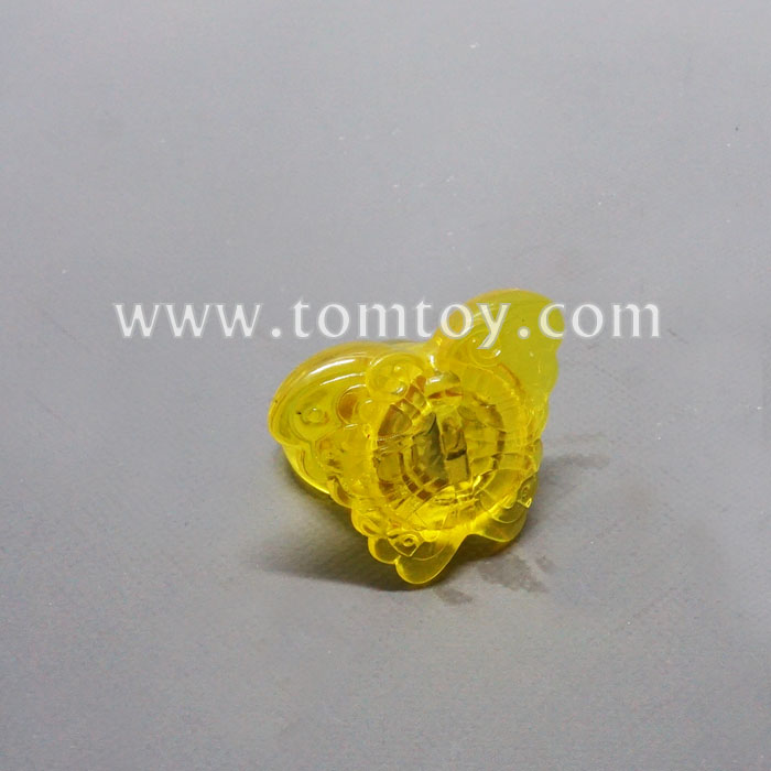 Tomtoy Soft Light up LED Jelly Rings