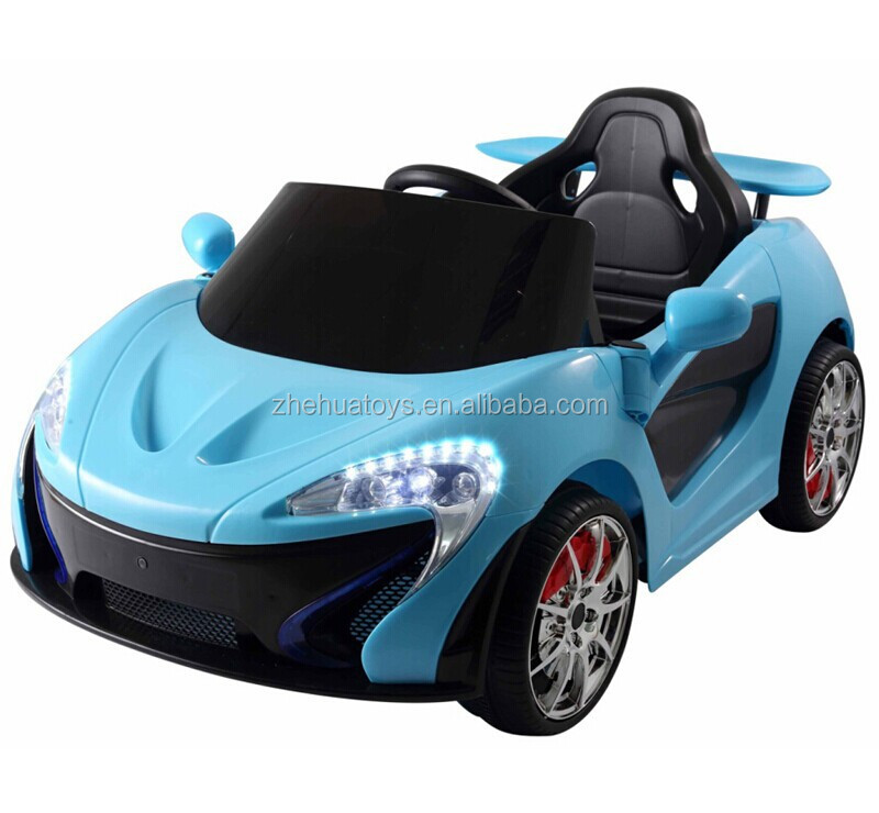 hot selling kids toy ride on cars automatic baby car with open doors